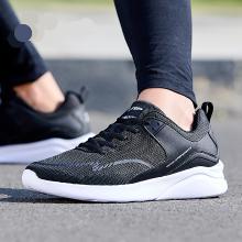 特步男鞋2019春季新款正品網面運動鞋透氣休閑鞋男子時尚跑步鞋子