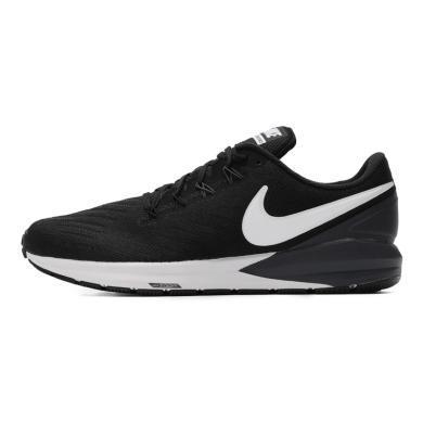 Nike耐克2019年新款男子NIKE AIR ZOOM STRUCTURE 22跑步鞋AA1636-002
