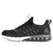 匹克女鞋 春夏新款跑步鞋气垫织面轻便防滑舒适运动鞋女学生跑步鞋防滑跑步鞋运动跑步鞋休闲跑步鞋 DH820008
