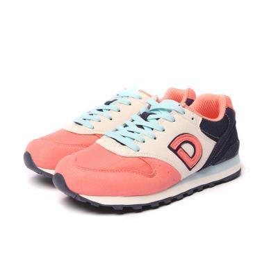 德爾惠女復古跑鞋@T3424510