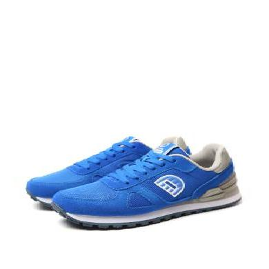 德爾惠男復古跑鞋@T71614513