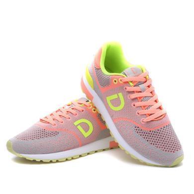德爾惠女復古跑鞋@T72624561