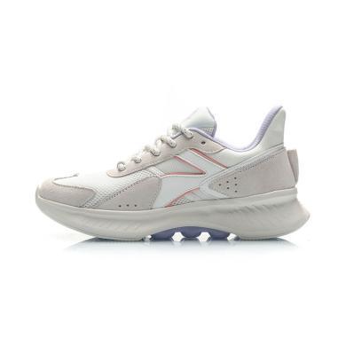 李宁跑步鞋女鞋2019新款eazGO舒适减震女士时尚情侣鞋低帮运动鞋AREP024