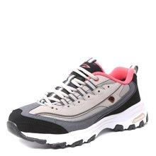 德尔惠棉鞋冬季跑步鞋新款加绒运动跑鞋保暖运动熊猫鞋女鞋T44624078