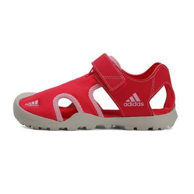 adidas阿迪達斯2019女小-大童CAPTAIN TOEY K戶外鞋BC0702