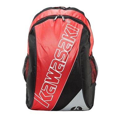 KAWASAKI/川崎 登山旅行包羽毛球包正品雙肩背包學生書包男女包