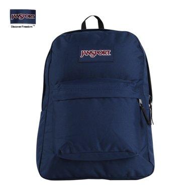 JanSport杰斯伯雙肩包正品學院風書包男女背包T501 003藏青藍