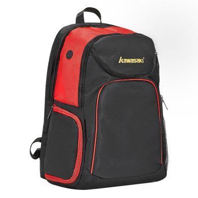 川崎羽毛球包双肩背包?#20449;?#23398;生书包运动包旅行包电脑包8210