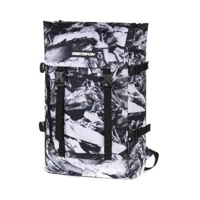 李寧COUNTERFLOW源系列雙肩包男女同款休閑時尚背包電腦包運動包ABSP438