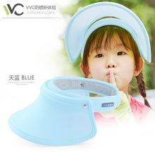 【韩国】VVC 儿童防晒帽 夏季遮阳帽户外太阳帽 防紫外线