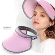 【韩国】VVC 夏季遮阳帽 户外太阳帽 防晒帽 防紫外线女神帽