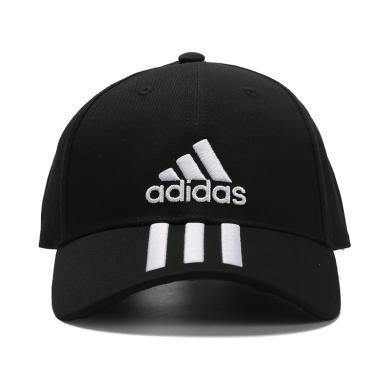 adidas阿迪達斯2019中性6P 3S CAP COTTO帽子DU0196