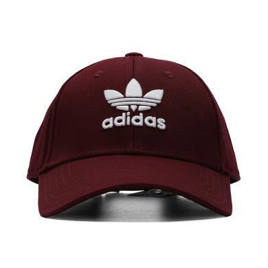 adidas Originals阿迪三葉草2019中性BASEB CLASS TRE帽子DV0175