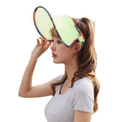 【支持購物卡】韓國Lets diet 新款限量版光護美膚遮陽帽防曬帽遮陽太陽帽 防紫外線