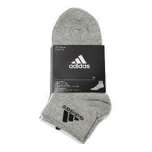 adidas阿迪達斯新款中性襪子(3雙)AA2322
