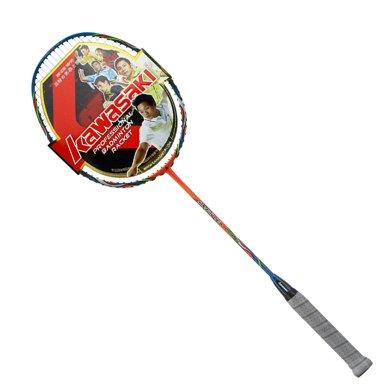 Kawasaki/川崎羽毛球拍單拍全碳素羽拍男女款(已穿線)