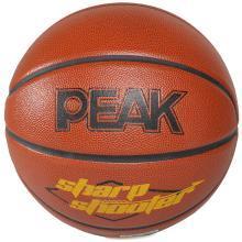 匹克无缝一体篮球官方正品7号?#28909;?#35757;练球室内外软皮耐磨吸湿篮球 篮球 篮球 篮球DQ194010