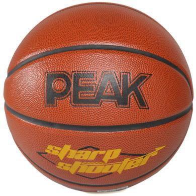 匹克無縫一體籃球官方正品7號比賽訓練球室內外軟皮耐磨吸濕籃球 籃球 籃球 籃球DQ194010