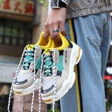 女鞋ins鞋子复古运动鞋韩版情侣鞋gd老爹鞋冬季潮鞋男鞋