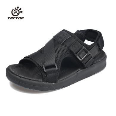 TECTOP/探拓夏季沙灘鞋男款生活涼拖鞋透氣健步鞋休閑鞋