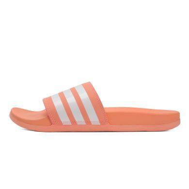adidas阿迪达斯女子ADILETTE COMFORT沙滩运动拖鞋B43528
