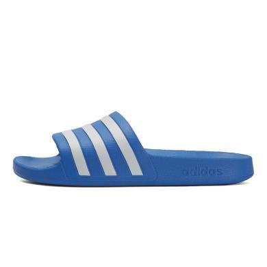adidas阿迪達斯2019中性ADILETTE AQUA游泳拖鞋F35541