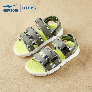 鸿星尔克儿童男童凉鞋中大童凉鞋 夏季新款凉鞋 运动休闲沙滩鞋 沙滩凉鞋 儿童沙滩凉鞋63119206076