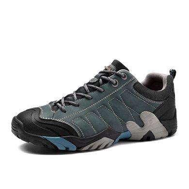 樂嘉途戶外登山鞋男鞋春季男子運動鞋休閑鞋男款徒步鞋旅游鞋子男加絨不加絨可選L2050