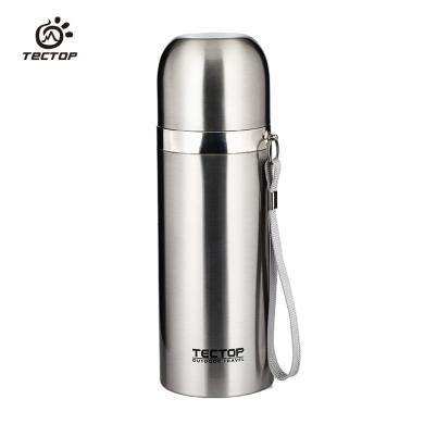 TECTOP/探拓子彈頭保溫杯不銹鋼戶外運動便攜旅行杯