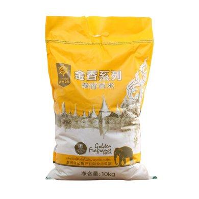 良记金轮金香系列泰香香米HN3(10kg)