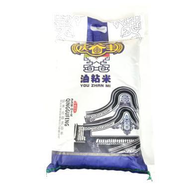 慶谷豐油粘米(10Kg)