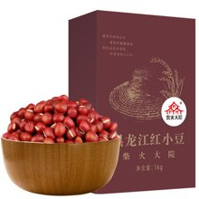 柴火大院黑龍江紅小豆 五谷雜糧 紅小豆 東北粗糧真空裝 1kg