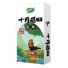 十月稻田红米五谷杂粮红米农家粗粮健身脂减饭480g(满50包邮)