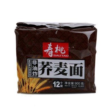 ZJ壽桃蕎麥面(900g)