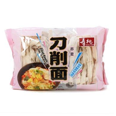 壽桃蕎麥刀削面(400g)
