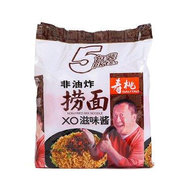 DK壽桃XO滋味醬撈面(5包裝)(435g)