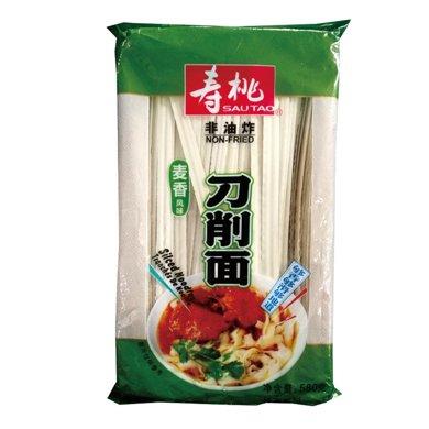 壽桃刀削面(麥香風味) NC2(580g)