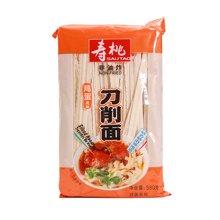 寿桃刀削面(鸡蛋风味)(580g)