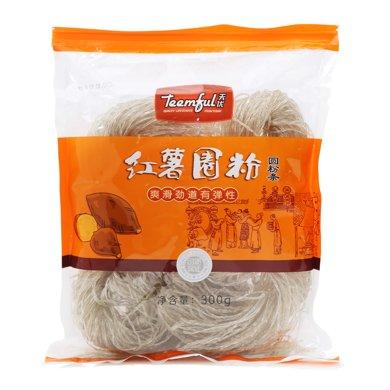 天优红薯圈粉(圆粉条)(300g)