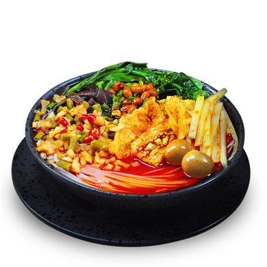 柳之味 螺蛳粉320g*8包/箱 (酱香升级款)  广西柳州特产螺丝粉 整箱礼盒装