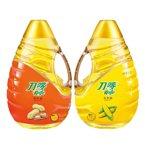 刀唛玉米油+花生油组合装(2.2L*2)
