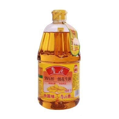 魯花壓榨一級花生油(1.8L)