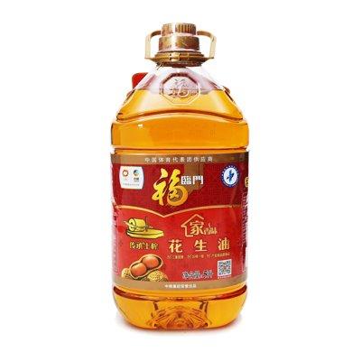 福临门花生油(5L)