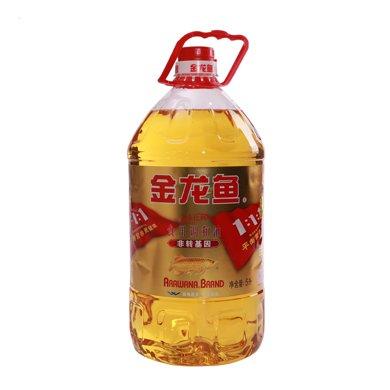 金龙鱼黄金比例食用调和油(非转基因)(5L)(5L)