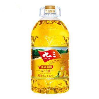 九三 非轉基因 大豆油 一級 5L食用油5升