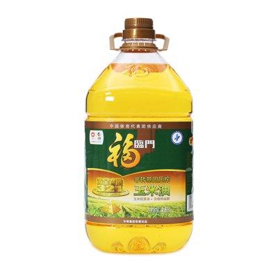 $福临门黄金产地玉米油(4.5L)