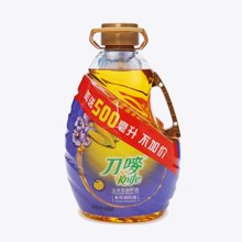 刀唛玉米亚麻籽油食用调和油(5L)