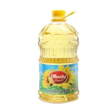 蒂羅利葵花籽油(5L)
