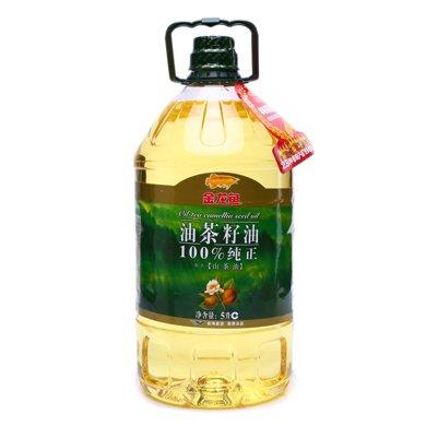 金龙鱼油茶籽油(5L)