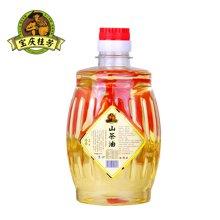 寶慶桂芳農生態山茶油野生茶籽油原生態食用油山茶油植物油800ml